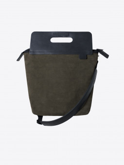 airbag craftworks dlx magnetic | velour dark olive