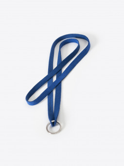 airbag craftworks keyholder xl lanyard | blue