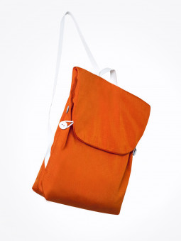 A2 orange nylon white way