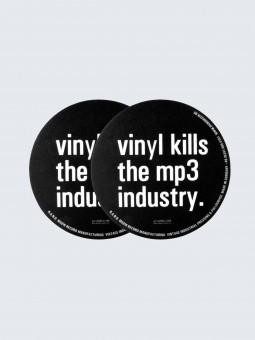 airbag craftworks vinyl kills slipmats