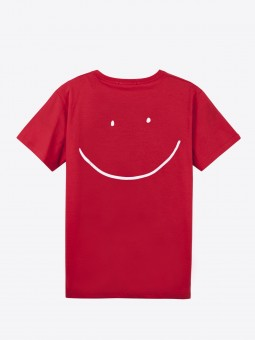 airbag craftworks mega happy | back print | red
