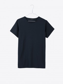 airbag craftworks  womens t 01 | blank | dark navy
