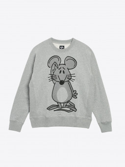 the trilogy tapes ttt MOUSE CREW HEATHER GREY