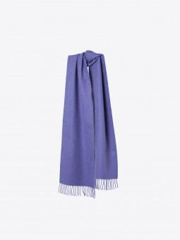 airbag craftworks scott | purple cashmere scarf