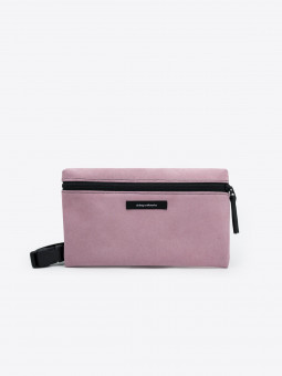 A2 dlx leather | velour pink