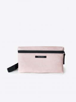 A2 dlx leather | pale rose
