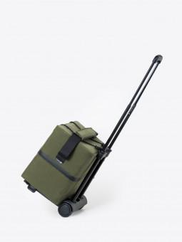 - foldable trolley (chateau vinyl accessory)