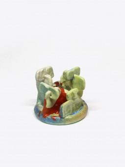david rauer vinyl puck - david rauer | 043