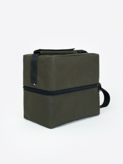 A2 cotton olive green
