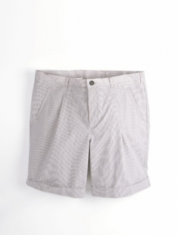 A2 014 bermuda shorts | plaid