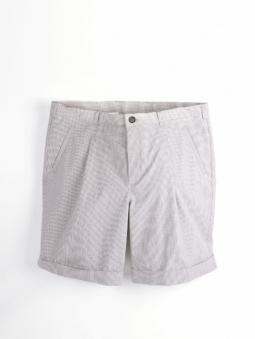 A2 014 bermuda shorts | plaid