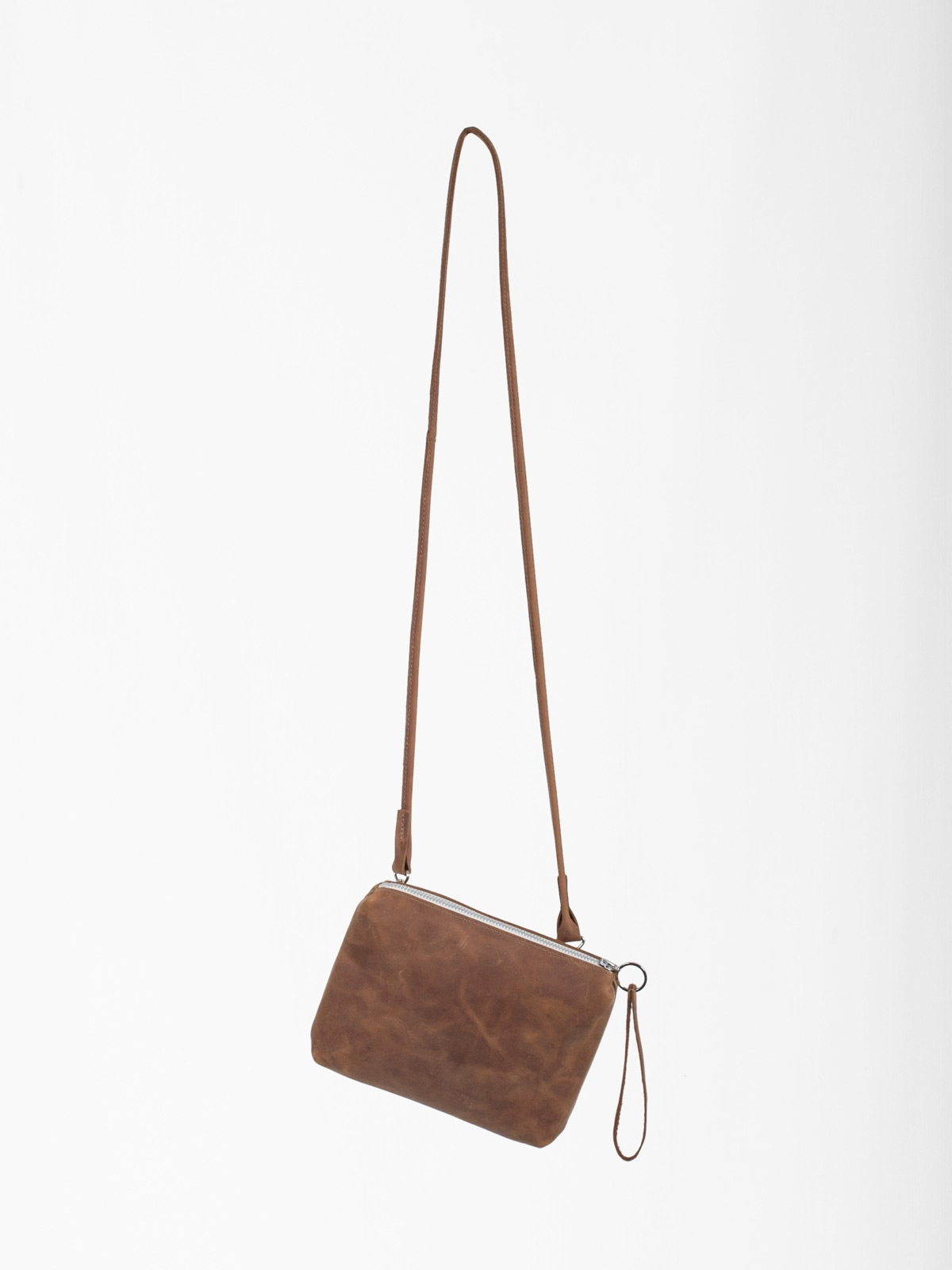 A2 brown leather