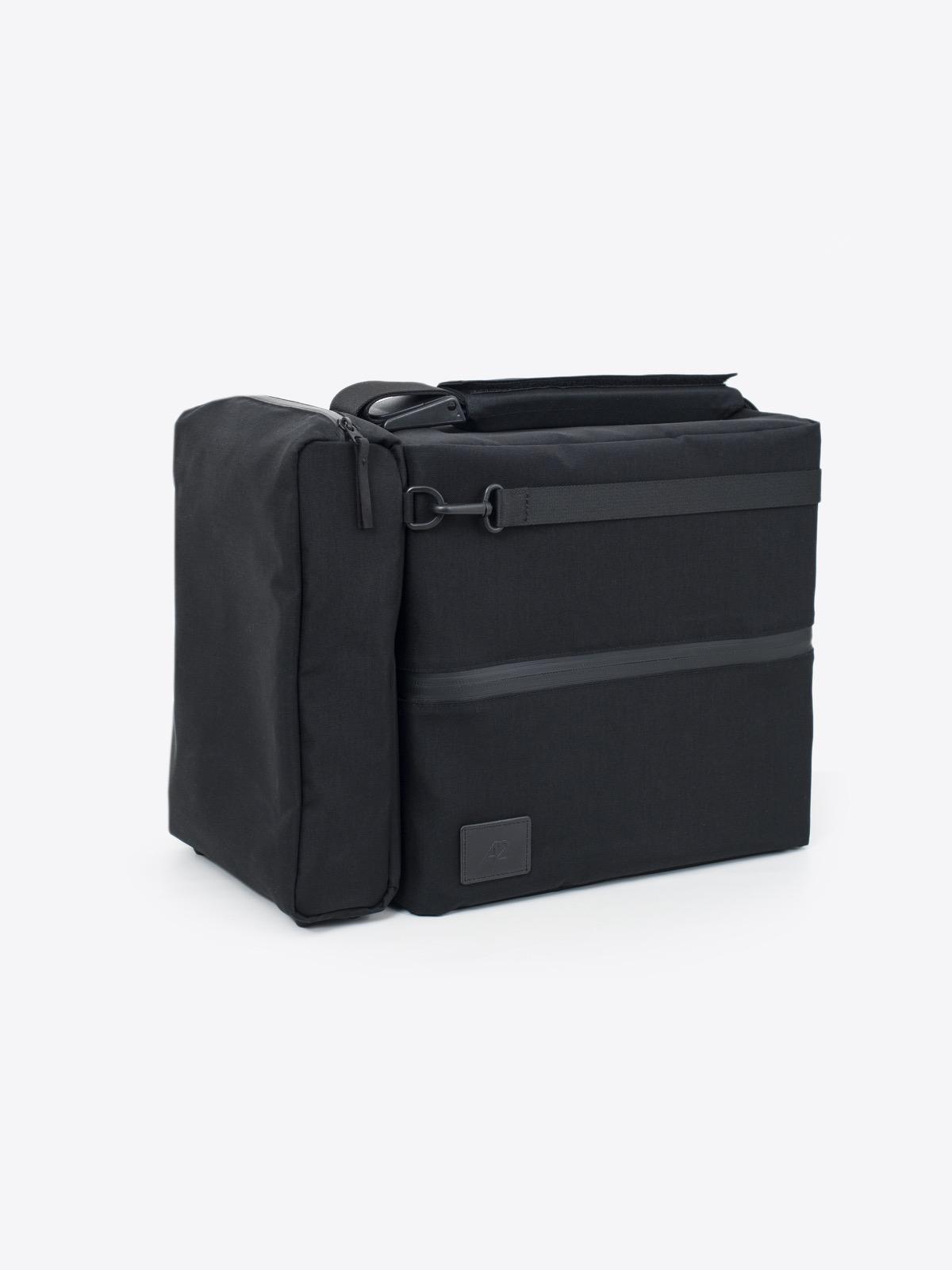 A2 nylon black stealth edition