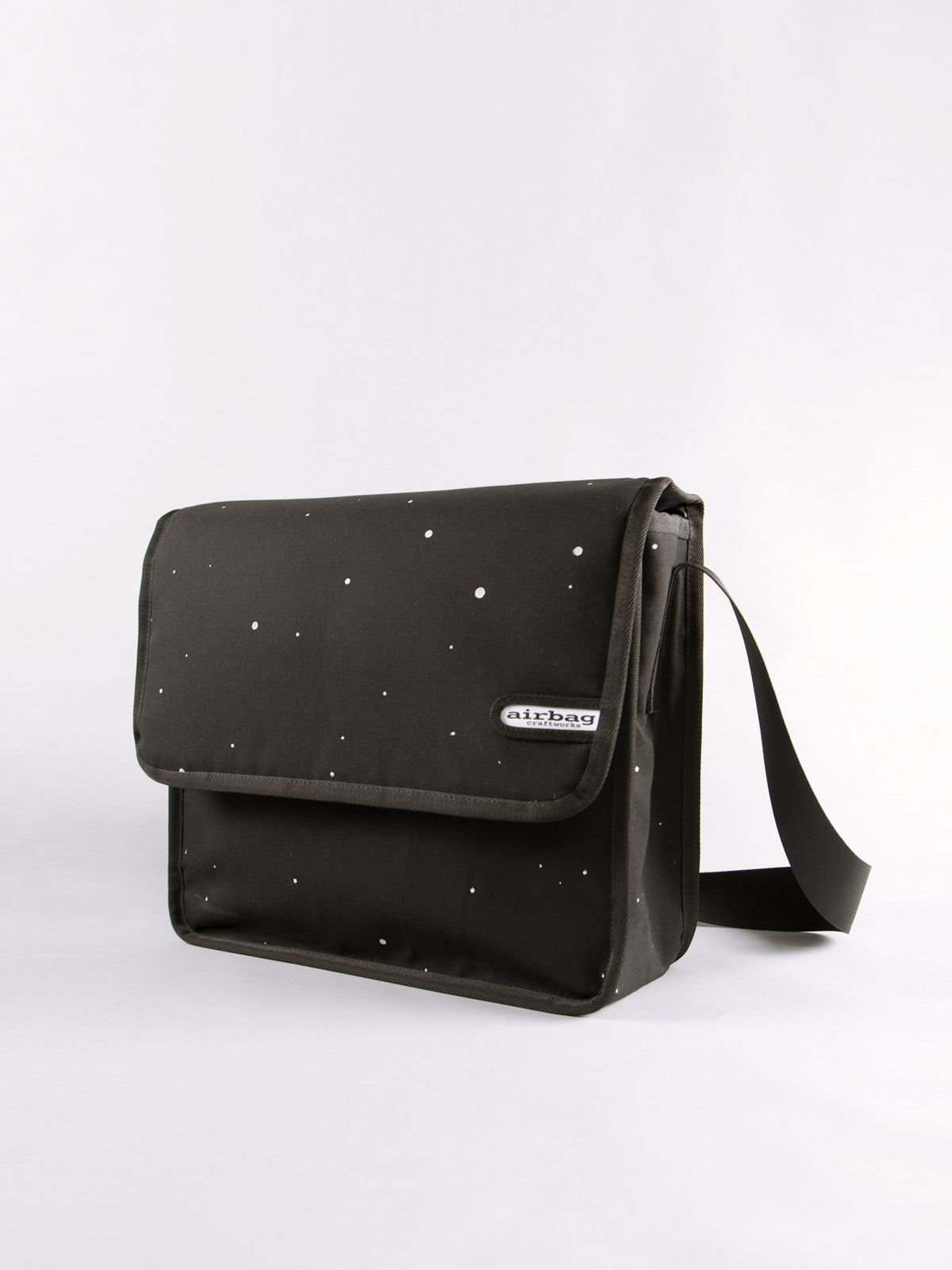 airbag craftworks oh my god it's full of stars | black