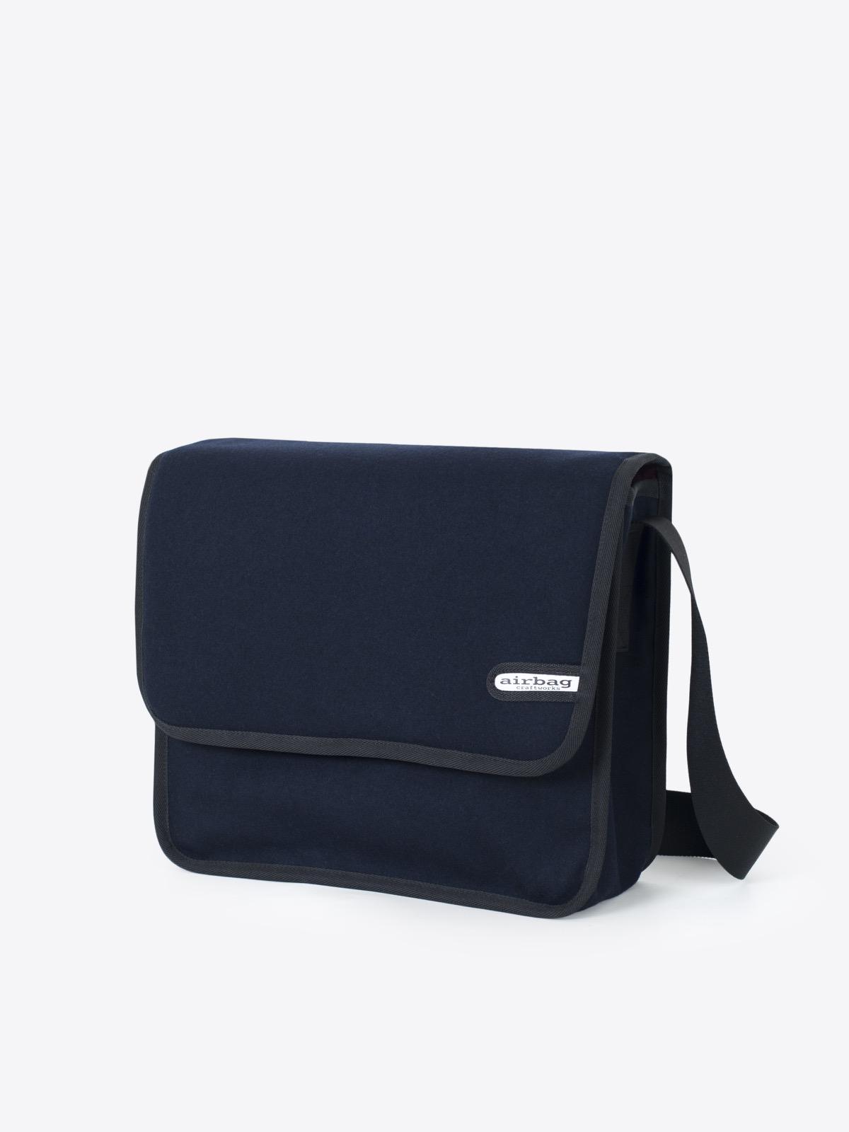airbag craftworks wool blue premium