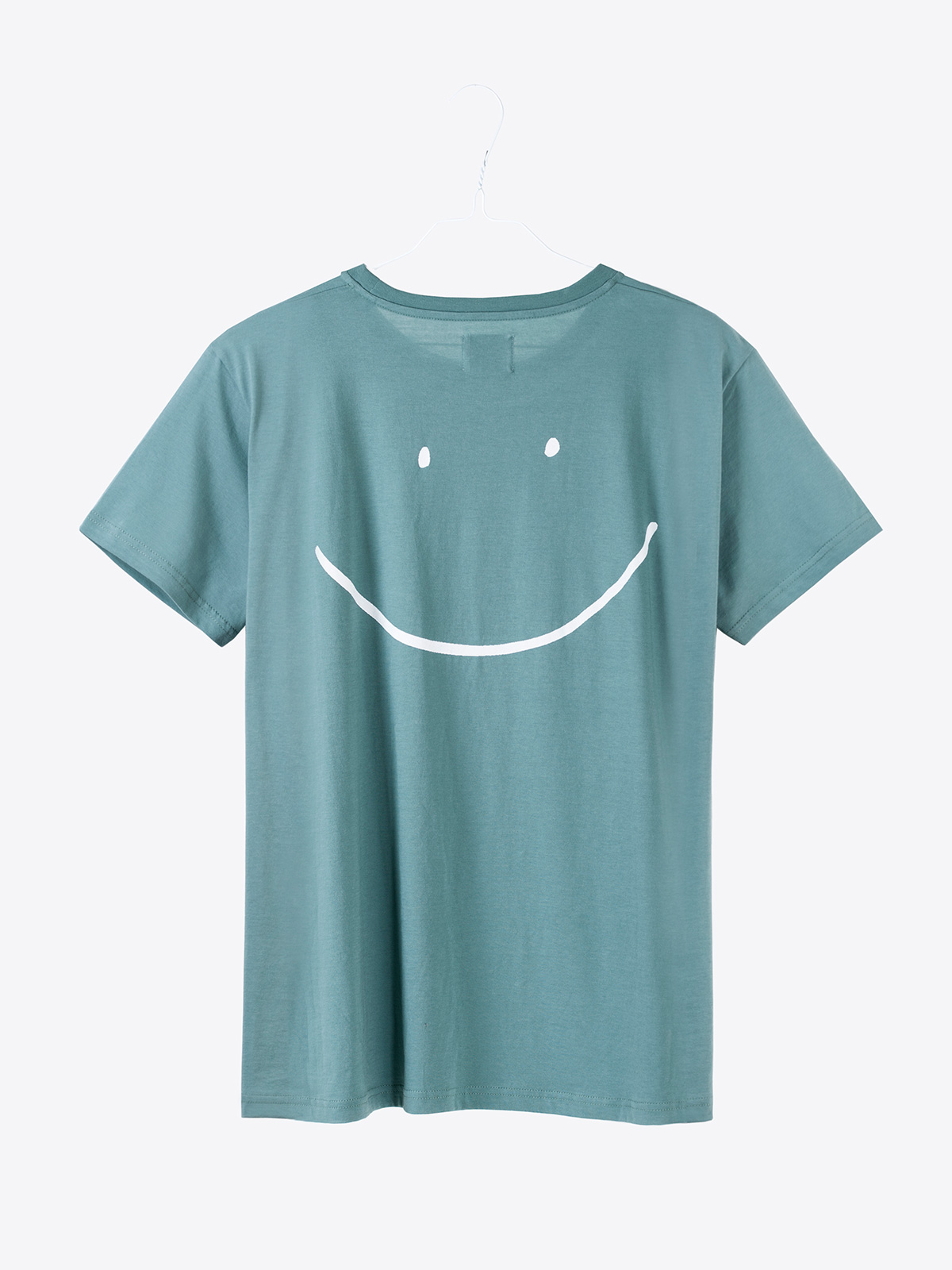 airbag craftworks mega happy | back print | mint grey