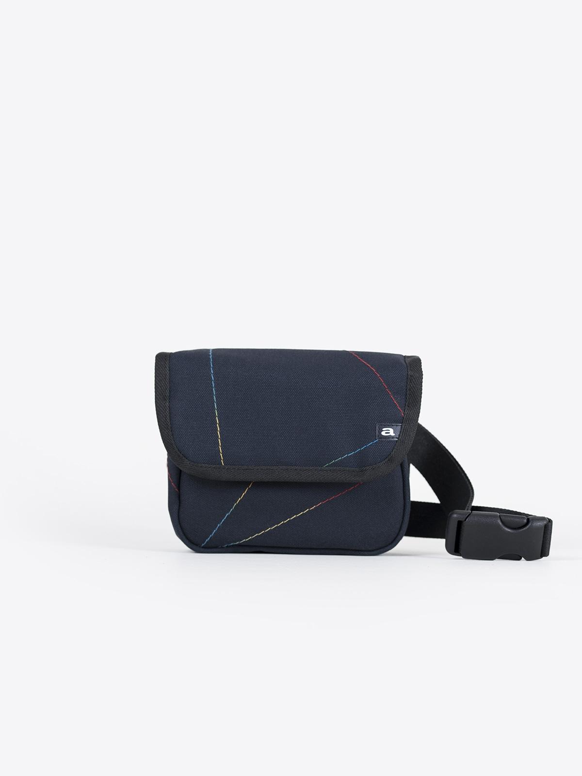 airbag craftworks zip | easy stitch | rainbow