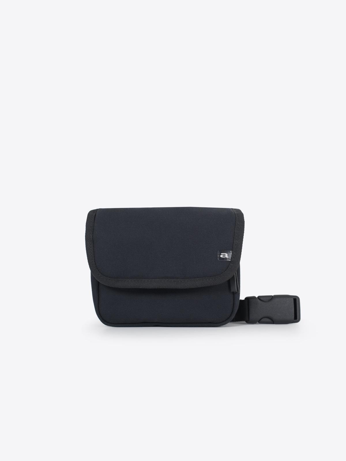 airbag craftworks zip   cotton black