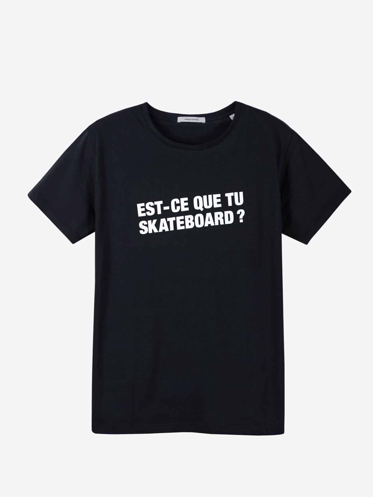 airbag craftworks est - ce que tu skateboard ? | black