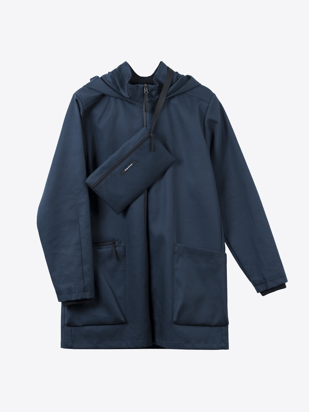 A2 coventry jacket premium incl. touch bag   double face cotton