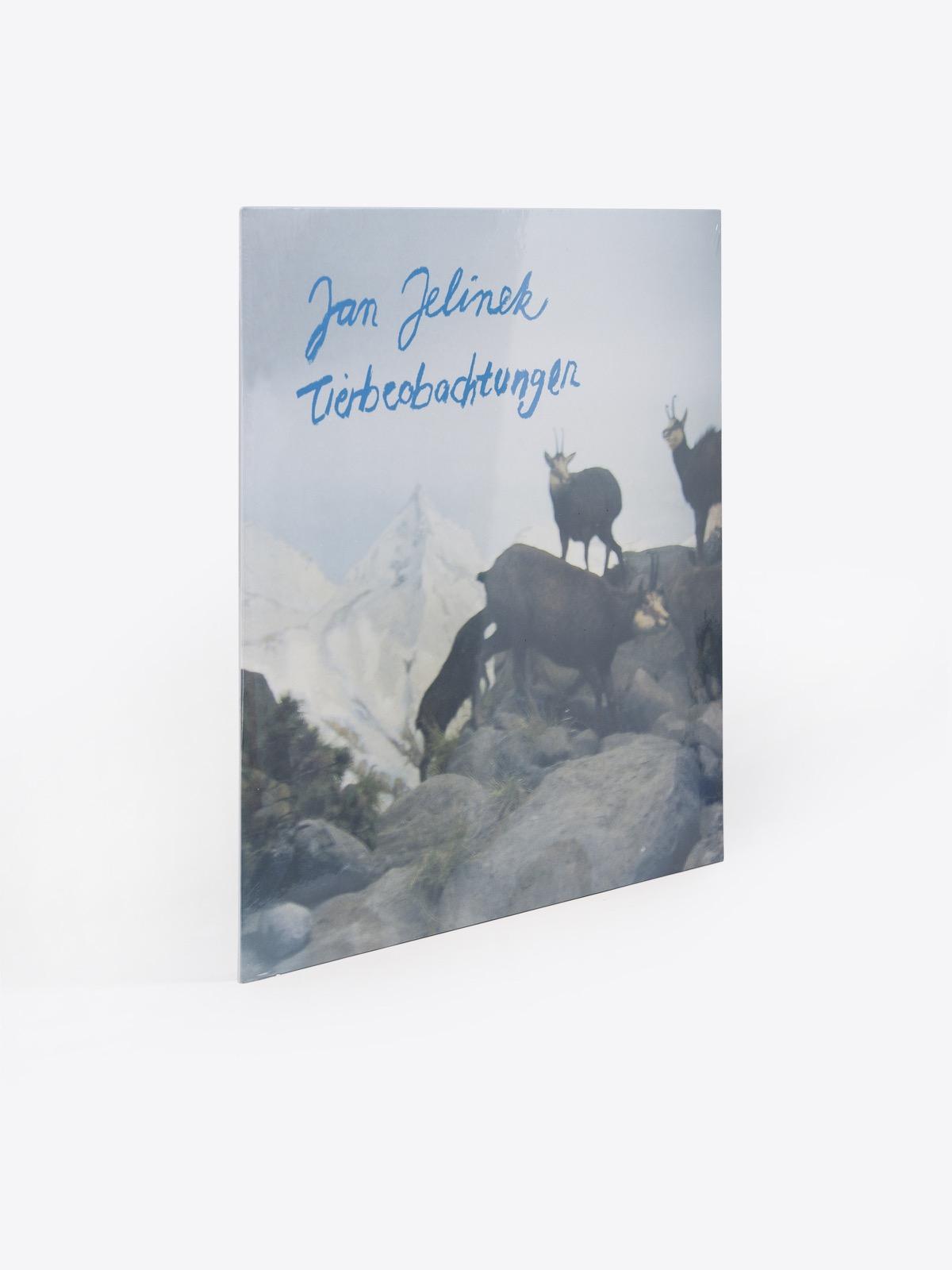 faitiche Jan Jelinek - Tierbeobachtungen
