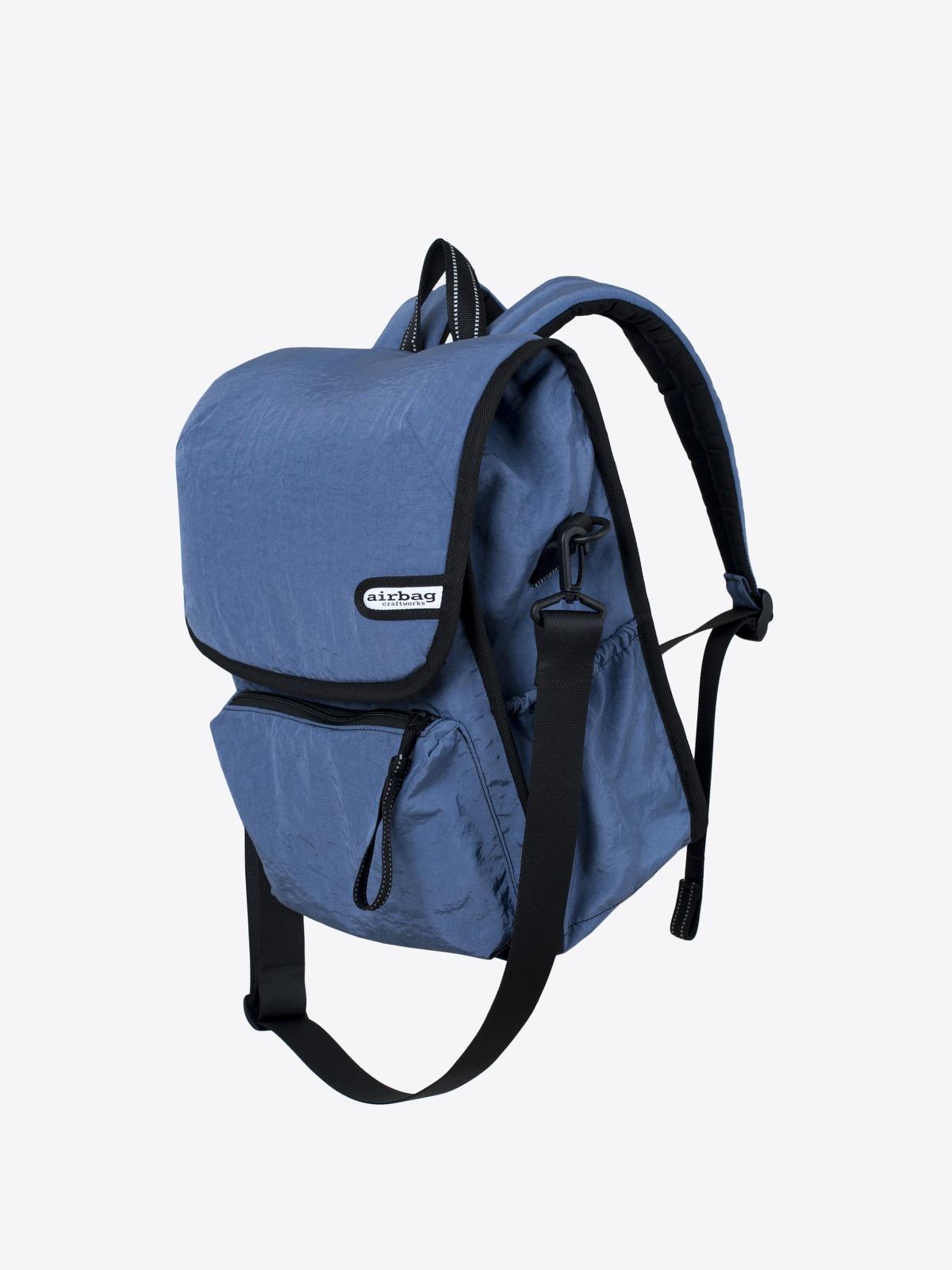 airbag craftworks pro wissen | nylon light blue