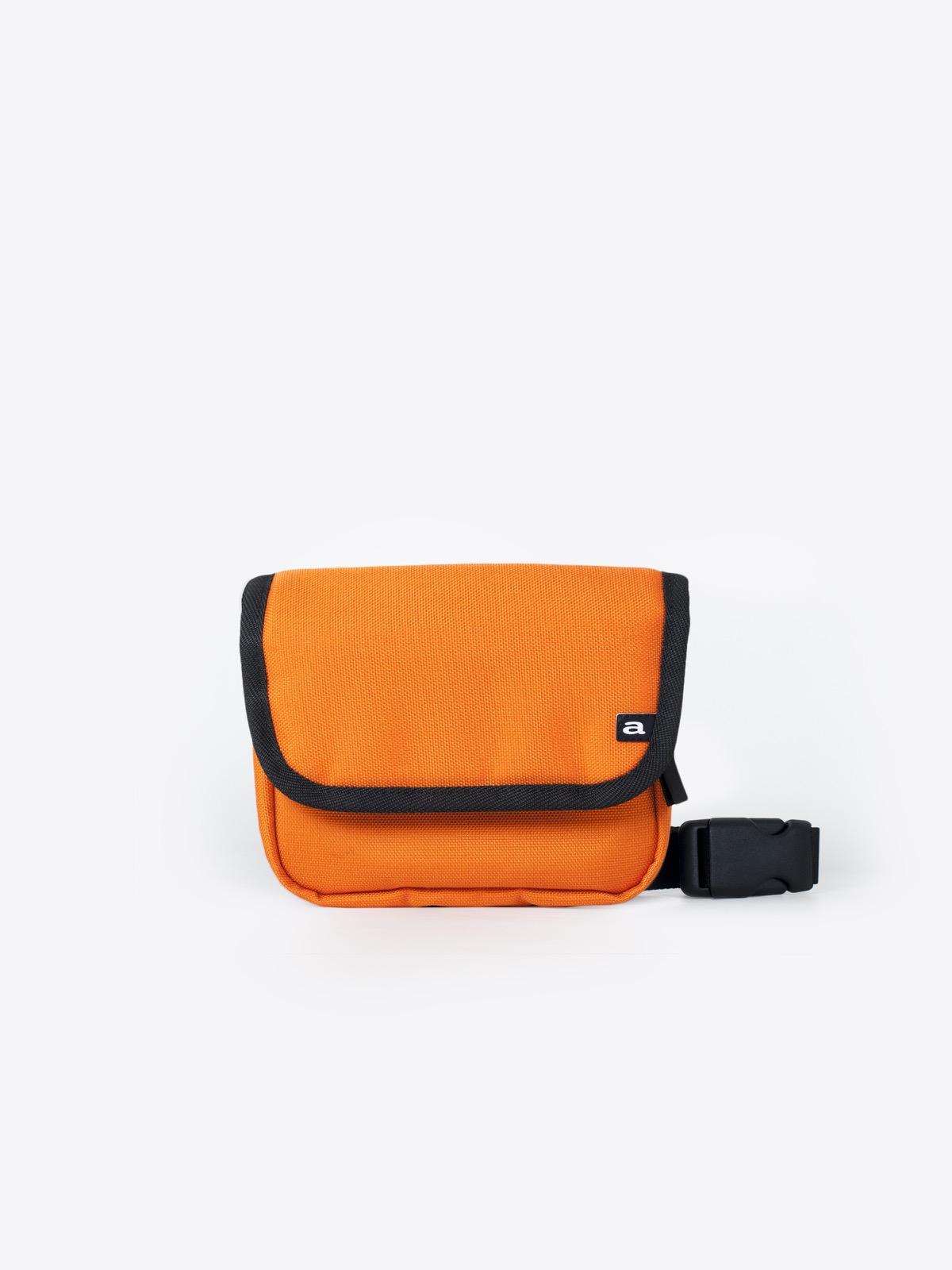 airbag craftworks zip | nylon orange