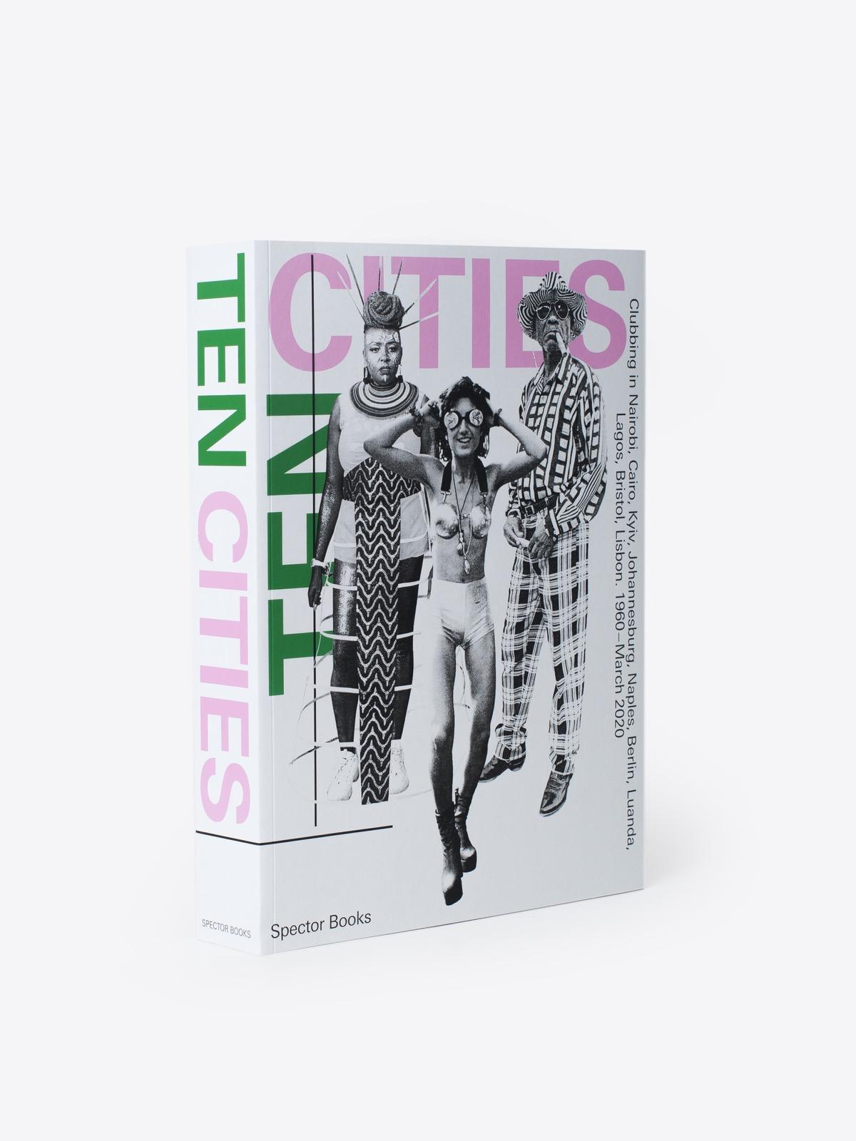 spector books Ten Cities
