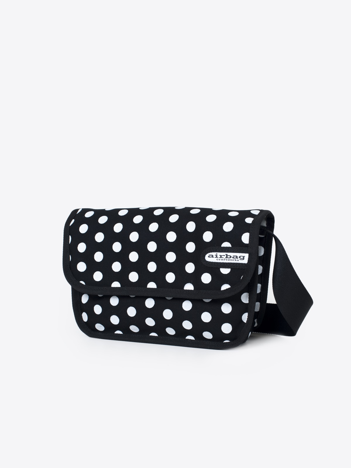 airbag craftworks white dots