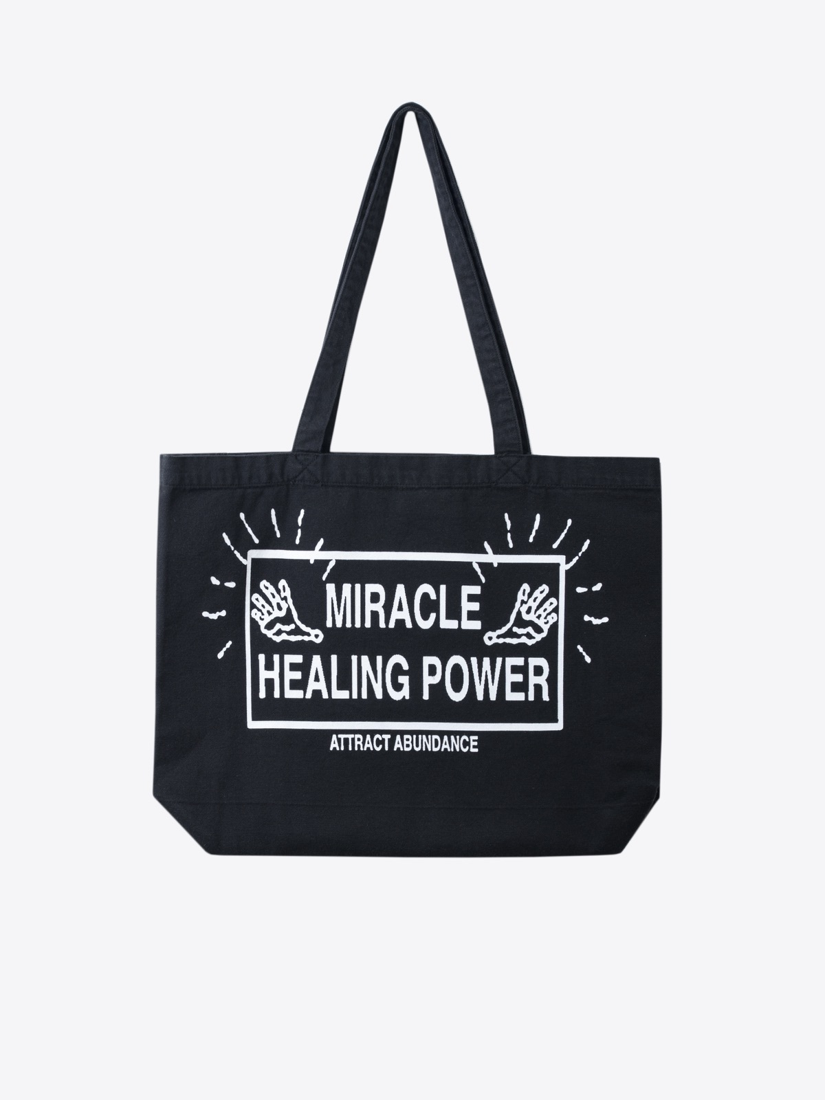 good morning tapes Miracle Healing Power | black