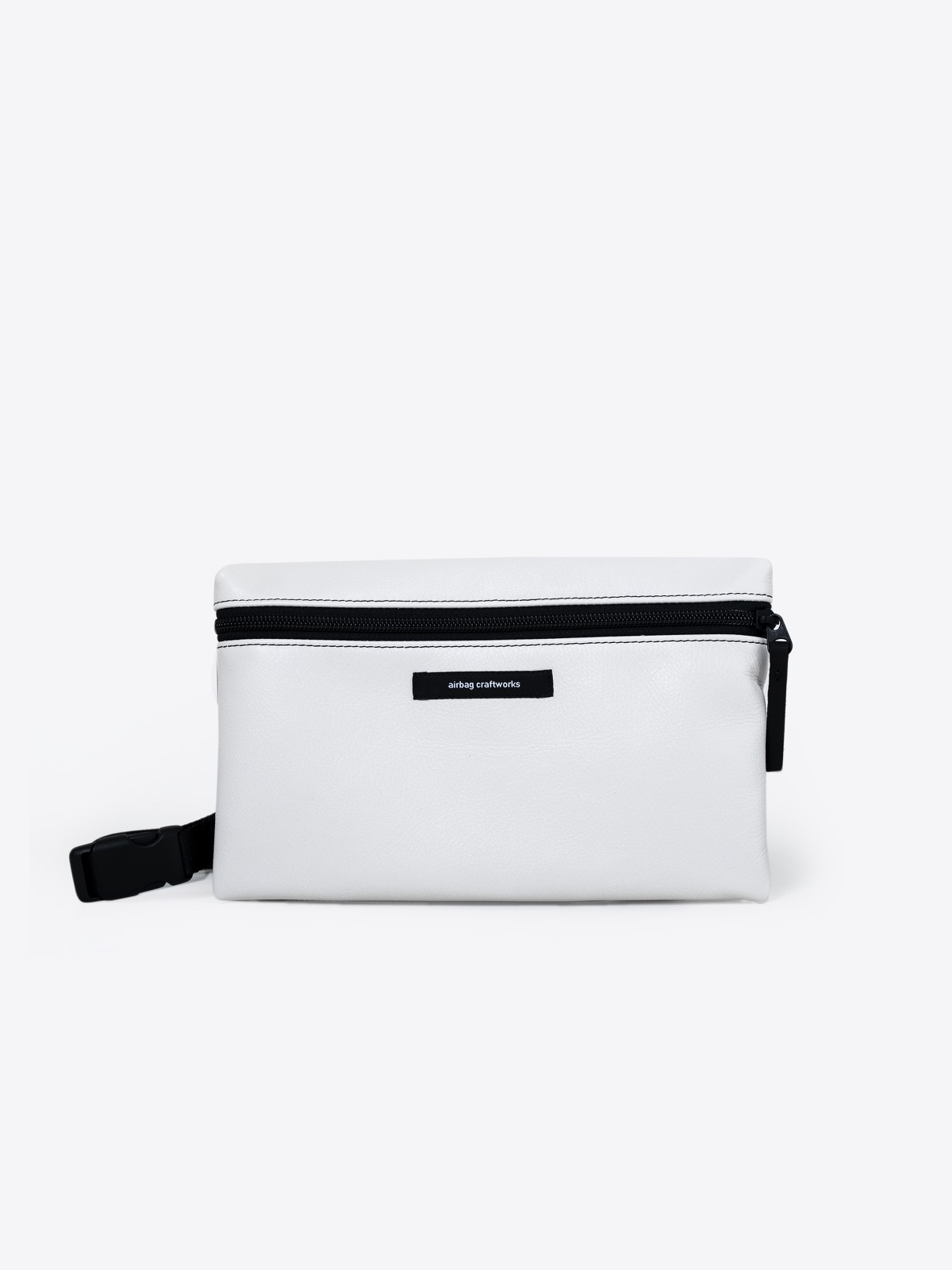 A2 dlx leather | white