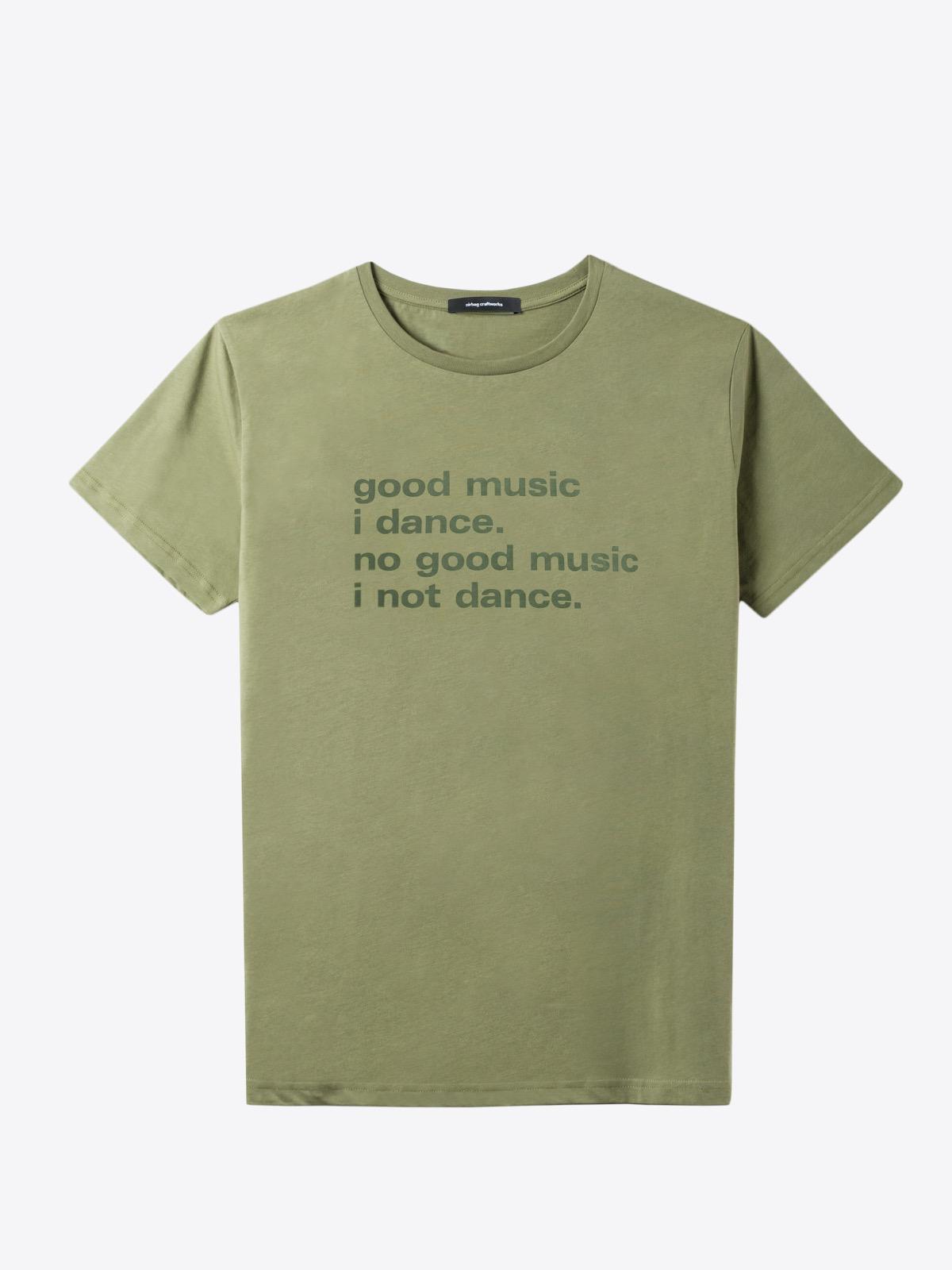 airbag craftworks  good music i dance   olive