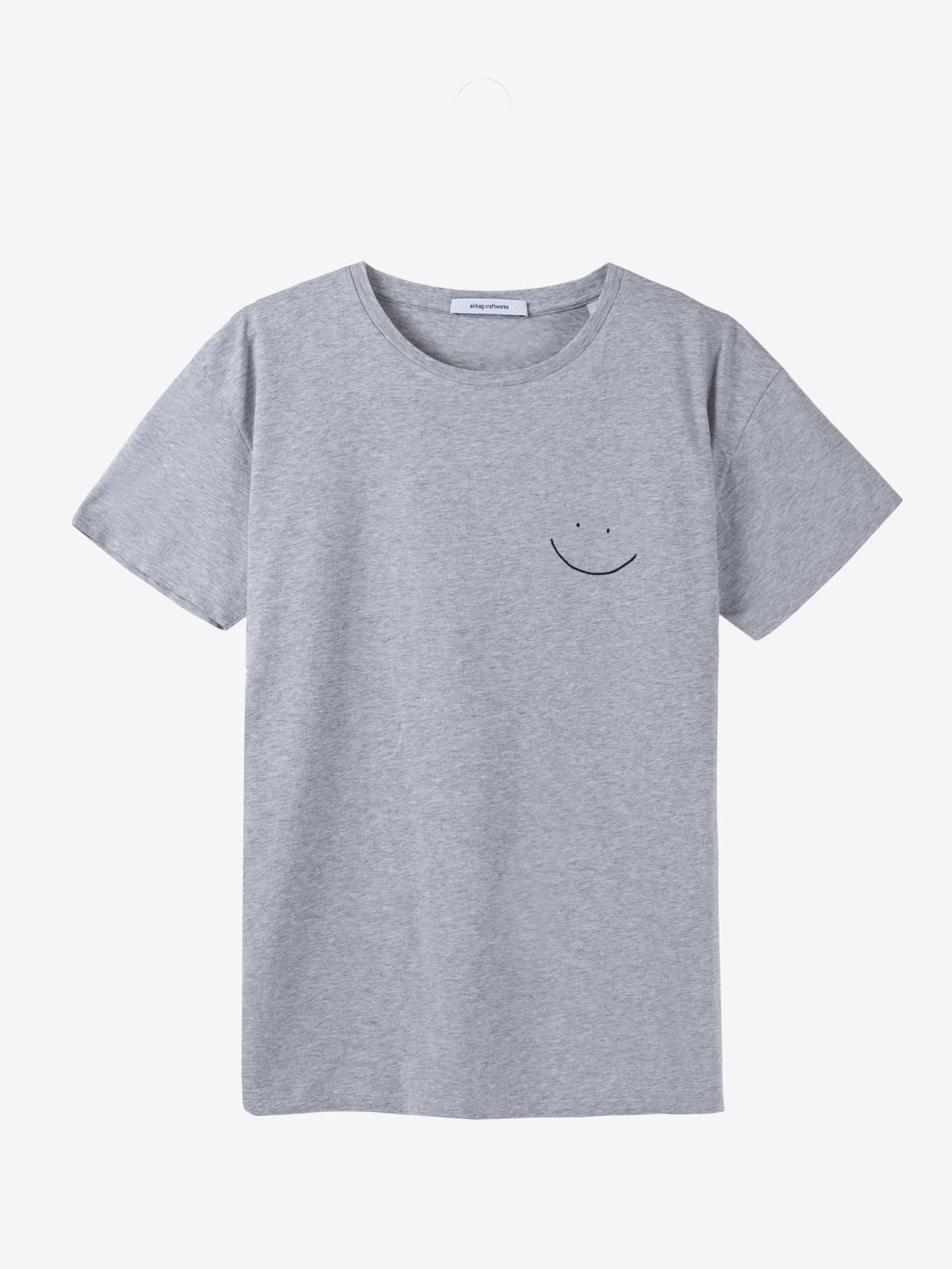 A2 simply happy | grey