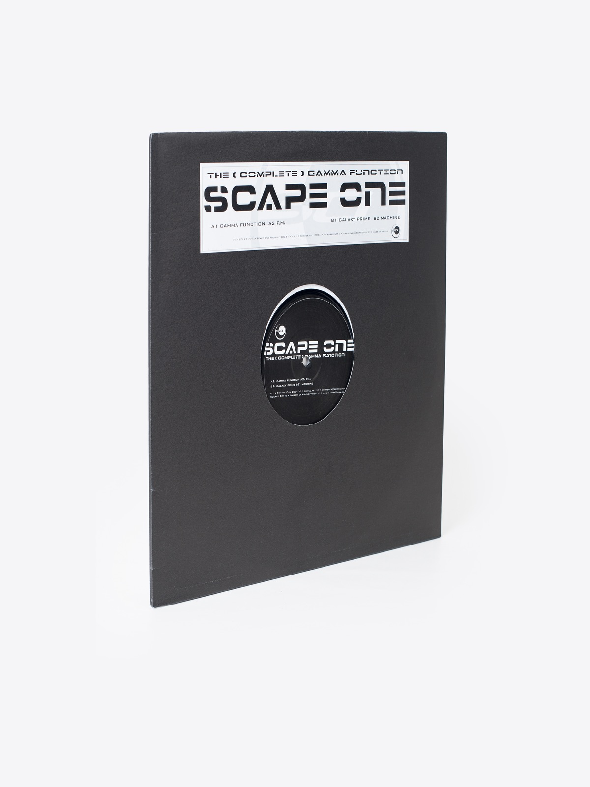 - Scape One - The Complete Gamma Function
