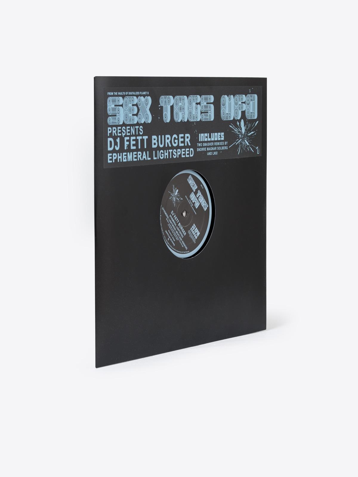 - DJ Fett Burger - Ephemeral Lightspeed